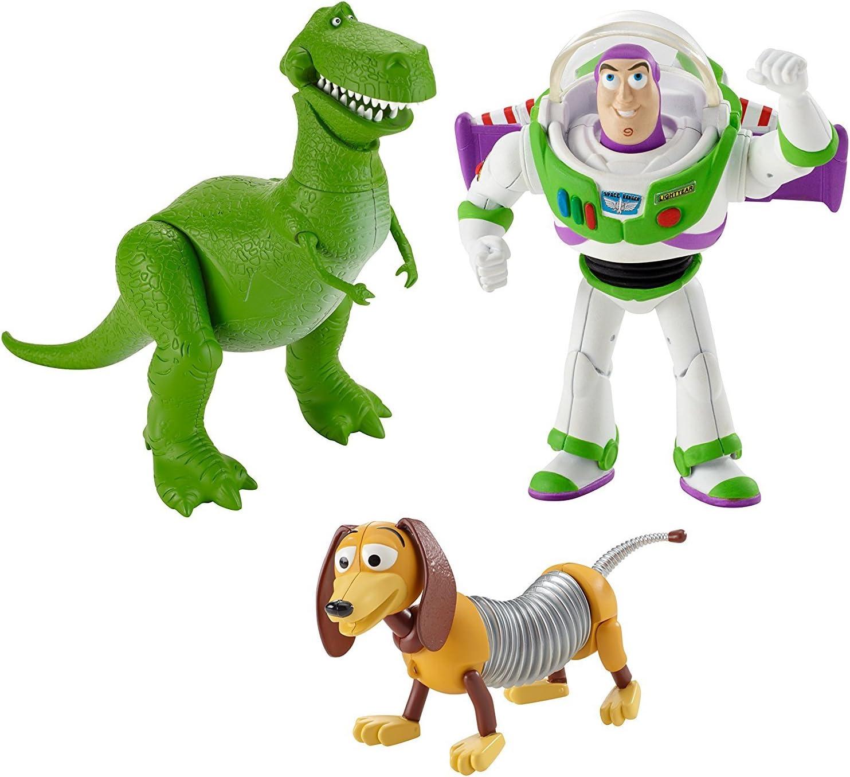 Disney Pixar Toy Story andys room Set de regalo BUZZ LIGHTYEAR ...