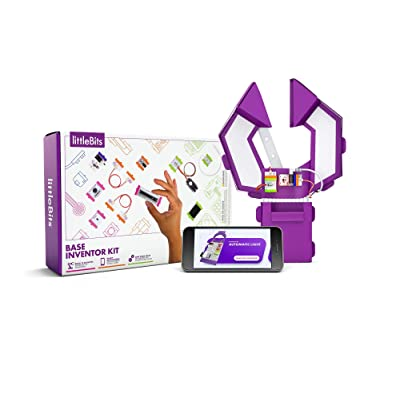 littleBits Base Inventor Kit: Toys & Games