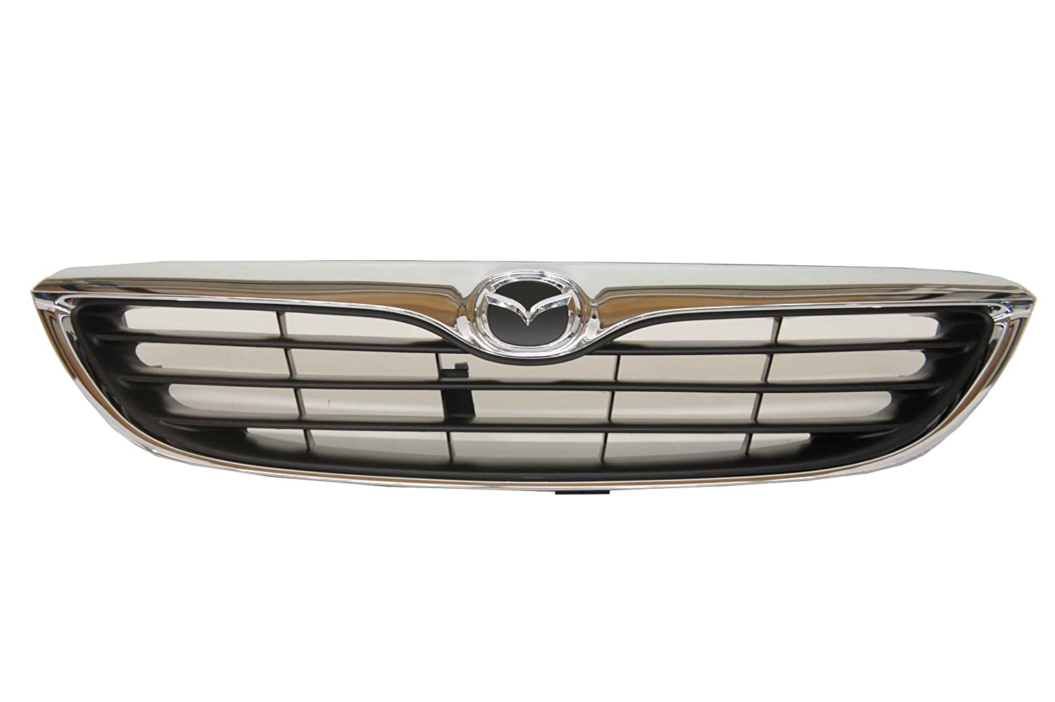 Genuine Mazda Parts GD7A-50-710C Grille Assembly