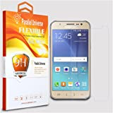 Parallel Universe Samsung Galaxy J7 (2016)/Samsung Galaxy On8 Tempered Glass Screen Protector Unbreakable Flexible Screen Guard- Transparent