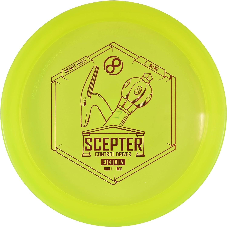 Infinite Discs Scepter driver