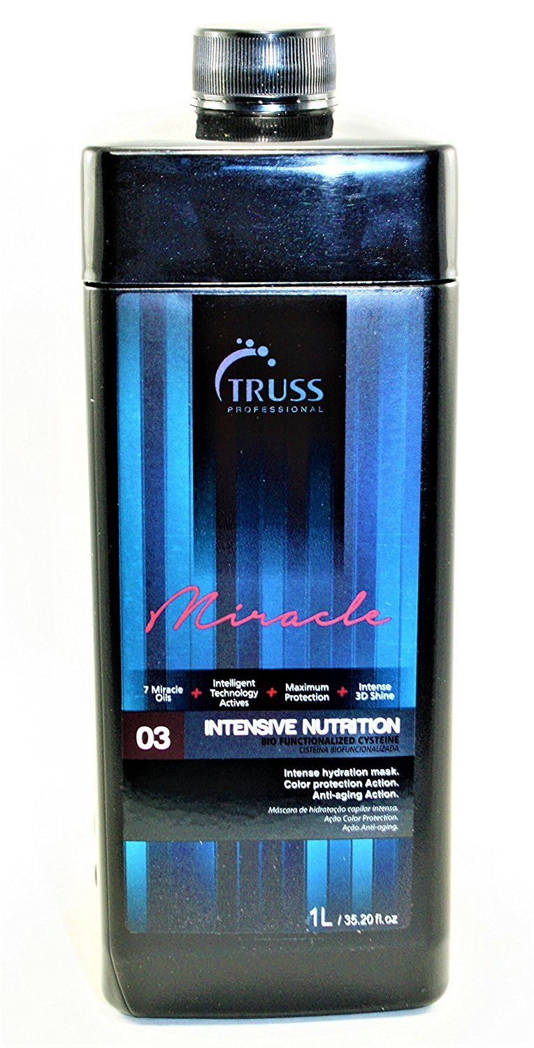 truss miracle intensive nutrition mask 35.20 fl