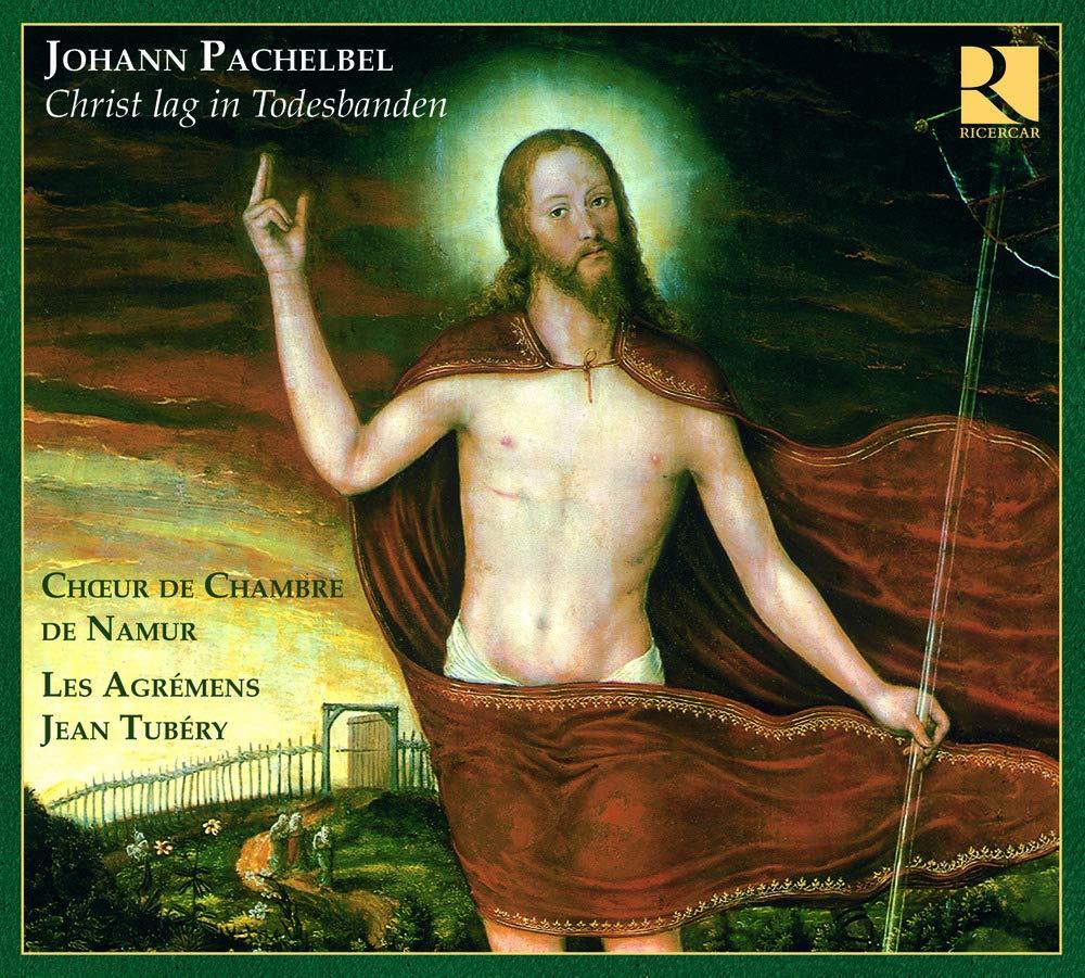 Christ Lag in Todesbanden by Ricecar