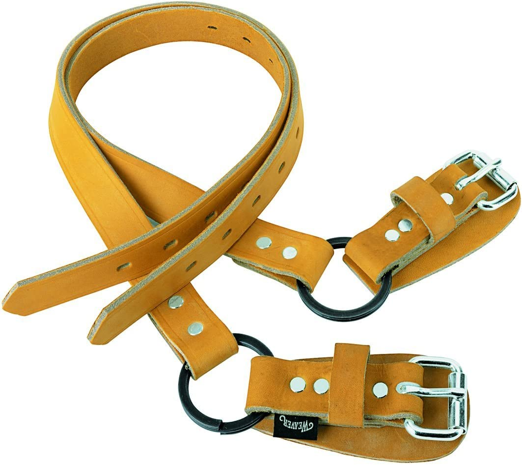 Weaver Arborist Split Ring Lower Climber Straps