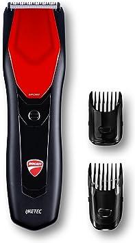 Imetec Ducati - Maquinilla cortapelo HC 719 Steering, cuchillas de ...