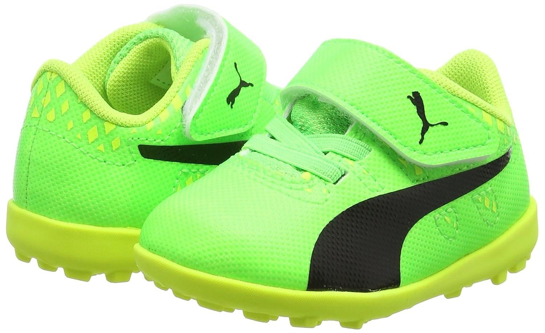 Puma Evopower Vigor 4 TT V Inf, Chaussures de Football Mixte