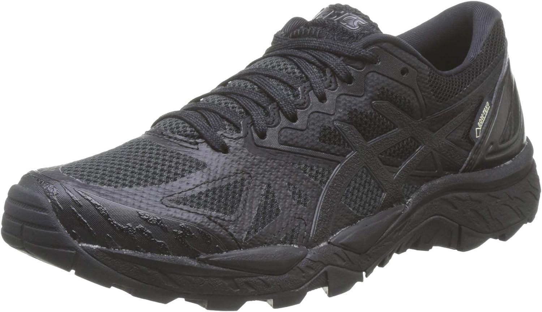 ASICS Traillaufschuh Gel-Fujitrabuco 6 G-TX, Zapatillas de Running para Asfalto Mujer