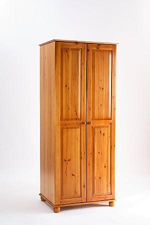 product pine door slim wardrobe inch