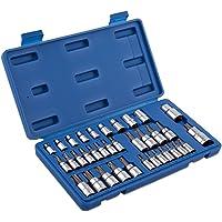 Neiko 10070A Torx Bit Socket and External Torx Socket Set