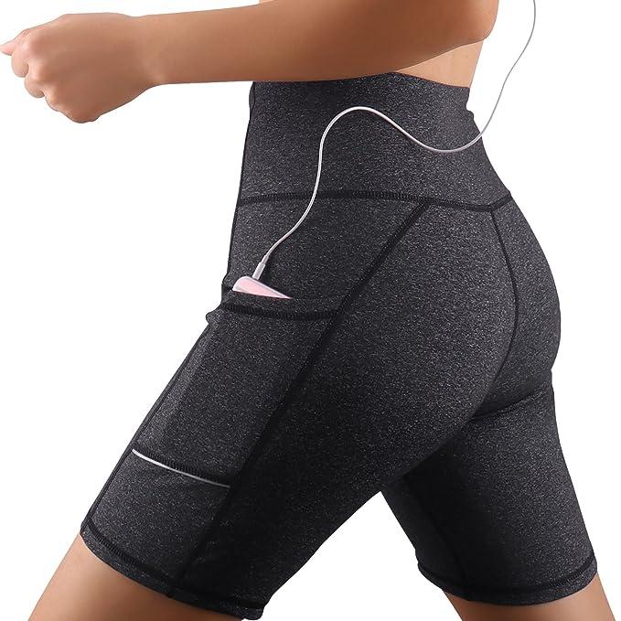GRAT.UNIC Pantalón Corto Deportivo para Mujer 881f3fcebf21b