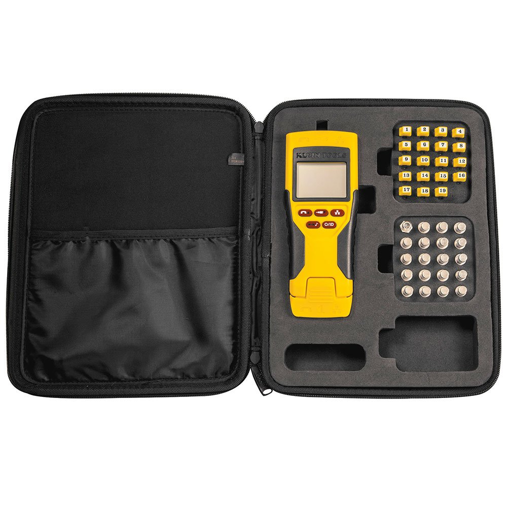 Klein Tools VDV501-825 VDV Scout Pro 2 LT Tester and Remote Kit by Klein Tools