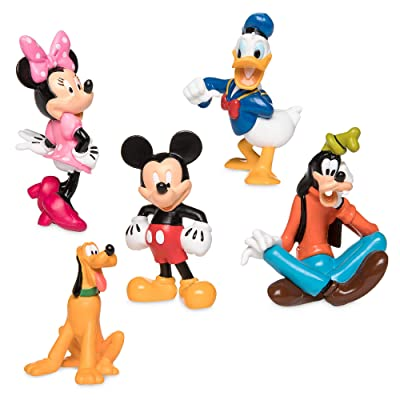 Disney Mickey Mouse Clubhouse Figure Play Set: Toys & Games