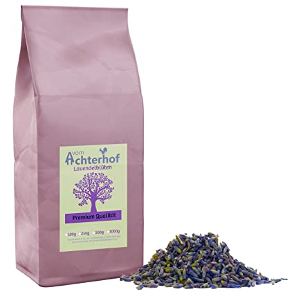 Lieblings 500 g Lavendel Lavendelblüten getrocknet original französischer &LN_67