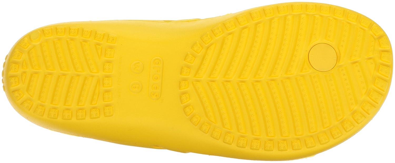 Crocs Damen Kadeeiiflipw Pantoffeln Gelb Gelb Pantoffeln (Lemon) 57a90c