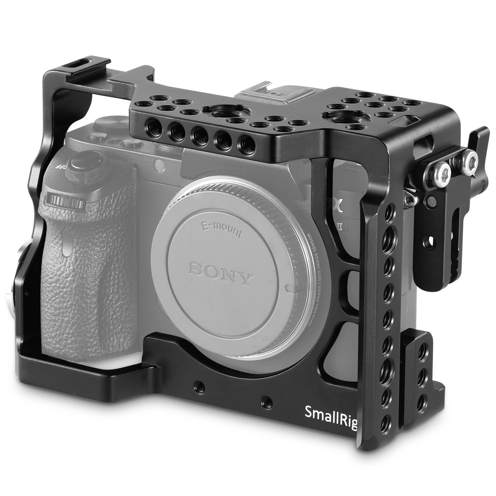 Smallrig 1982 Cage For Sony A7ii/a7rii/a7sii With Hdmi Ca...