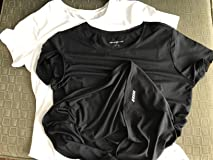 Good Value For Basic Poly Tees, Somewhat Boxy and See-Through