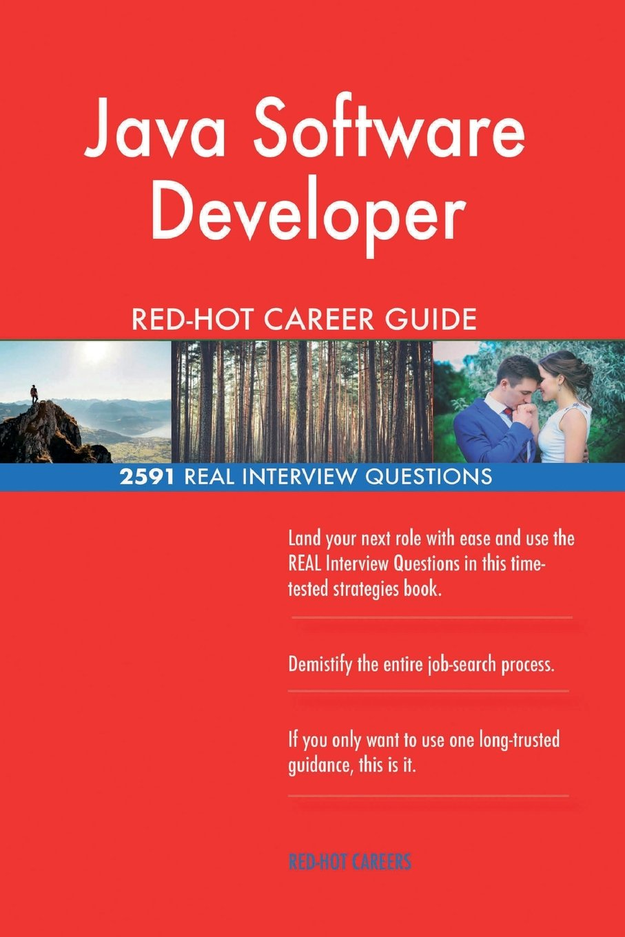 Download Java Software Developer RED-HOT Career Guide; 2591 REAL Interview Questions pdf