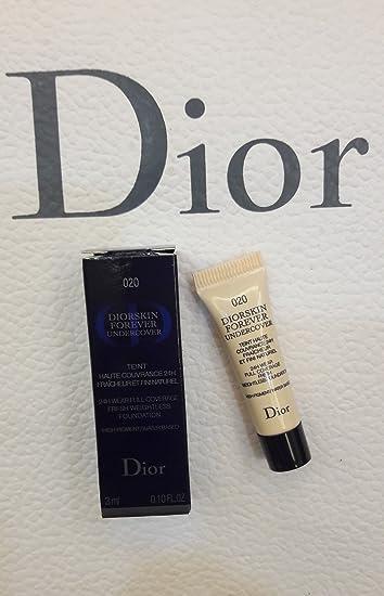 3df7663286 Amazon.com : Dior Diorskin Forever Undercover 24H Full Coverage ...