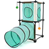 Kitty City Kitty City Steel Claw Passage Cat Furniture