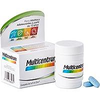 Multicentrum Complemento Alimenticio Multivitaminas con 13 Vitaminas y 11 Minerales, Sin Gluten, para Adultos y…