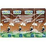 Lacnor Liquid Essentials Choco Milk - 180 ml x 8