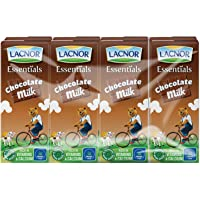 Lacnor Liquid Essentials Choco Milk - 180 ml x 8
