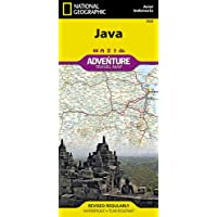 Java [Indonesia] (National Geographic Adventure Map, 3020)