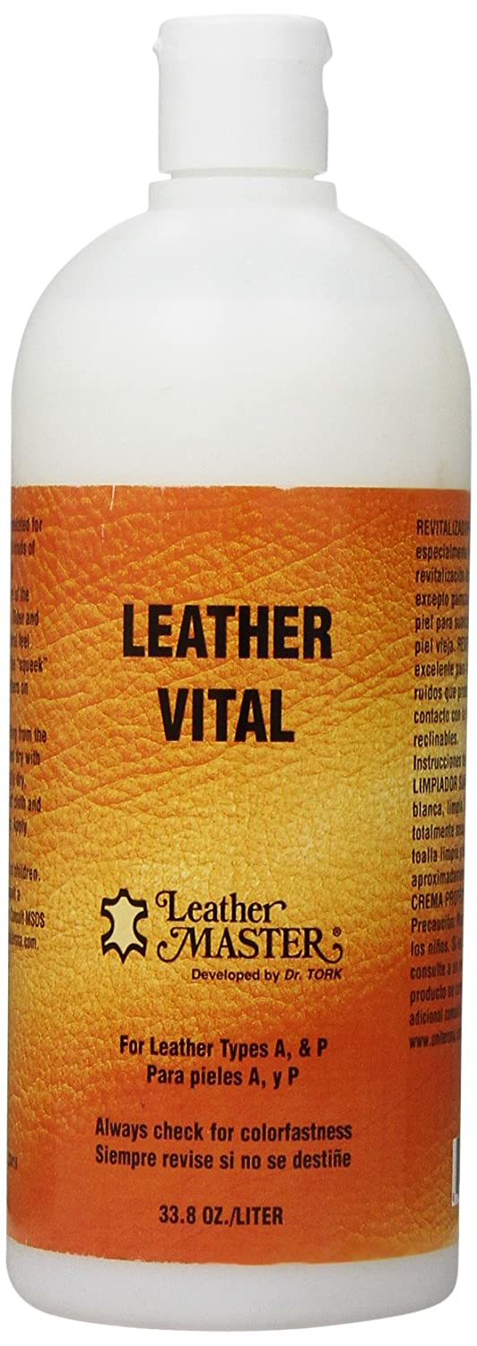 Amazon.com: Leather Masters Leather Vital Softener and Revitalizer: Automotive