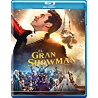 El Gran Showman (Blu-ray)