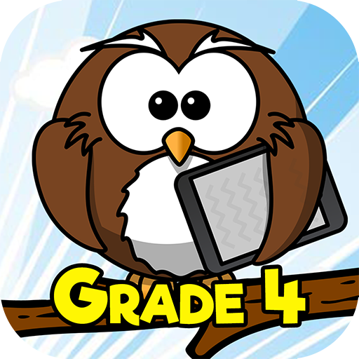 Math Games 4 Kids - Fourth Grade Learning Games