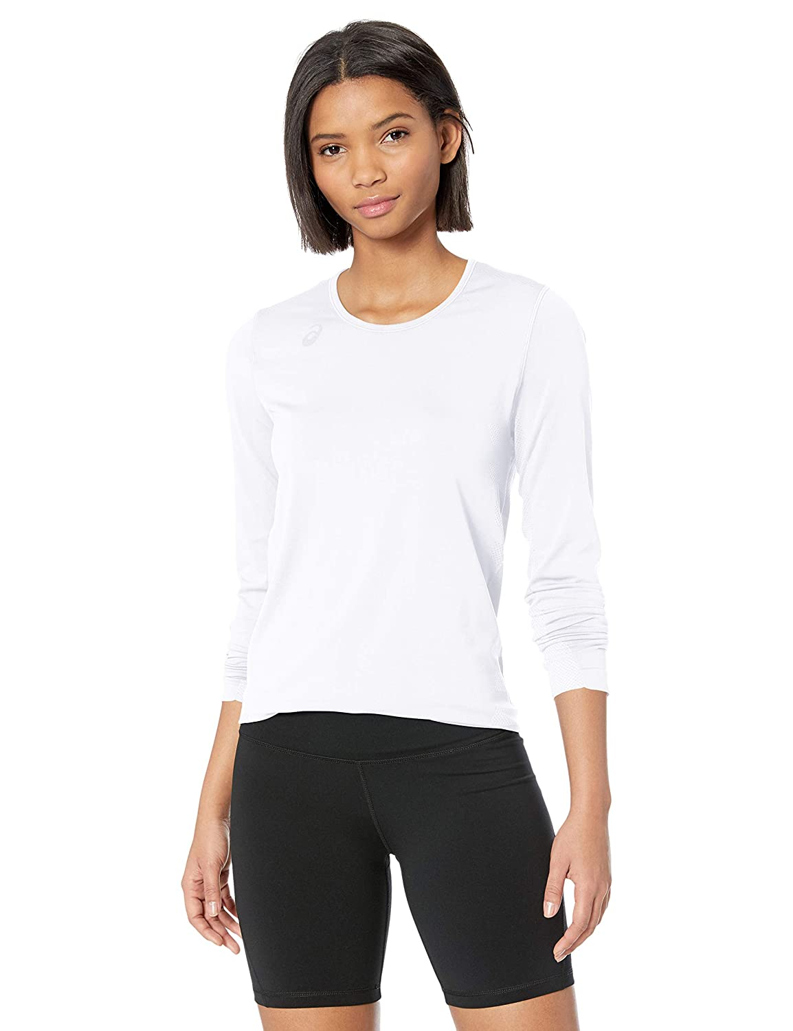 ASICS Damen Tactic Court Long Sleeve Jersey, Damen, BT3062