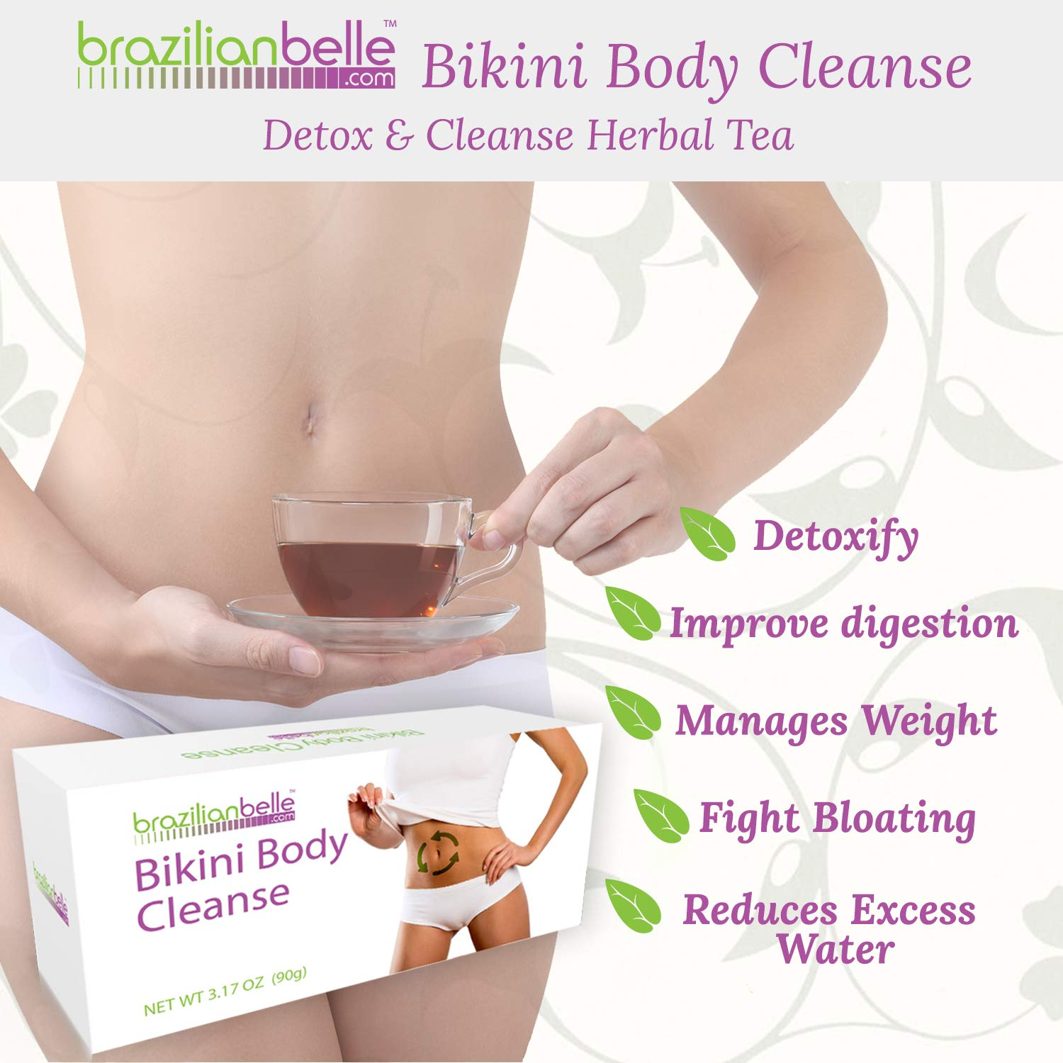 Bikini body detox opinion