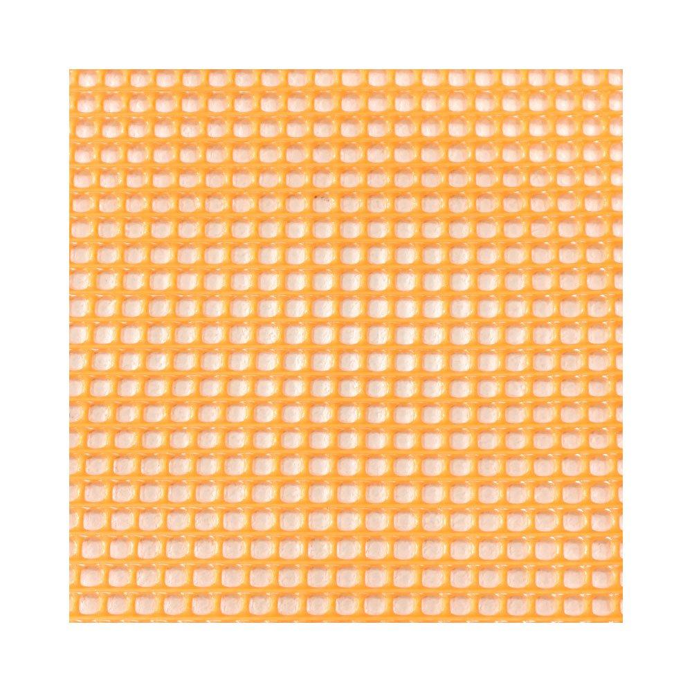 プラスチックネット トリカルネット N-523 ■オレンジ 幅100cm×長さ30m巻 目合い7.5×7.5mm JQ B072PYVJX7 オレンジ