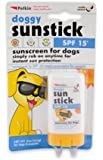 Petkin Doggy Sunstick, Vanilla Coconut, 1/2-Ounce