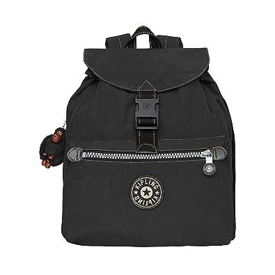 6acf7d466cb Kipling Keeper Medium Rugzak Black UO: Amazon.co.uk: Shoes & Bags