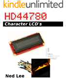 HD44780 Character LCD's (English Edition)