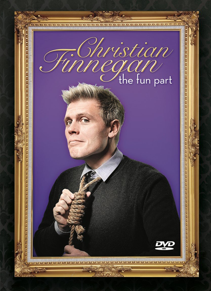 Christian Finnegan - Christian Finnegan: The Fun Part (DVD)