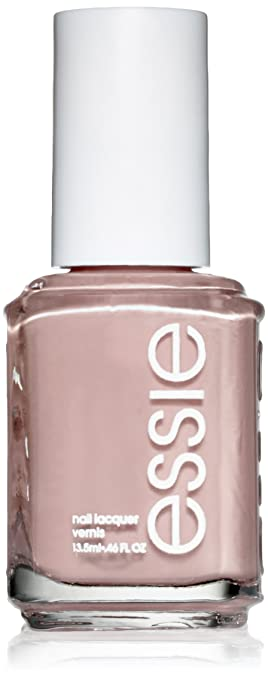 essie nail polish, lady like, pink mauve nail polish, 0.46 fl. oz.