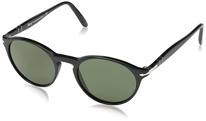 43c4d5c7bcc Persol Adult s PO3092SM Sunglasses Black 901431 50  Amazon.co.uk ...