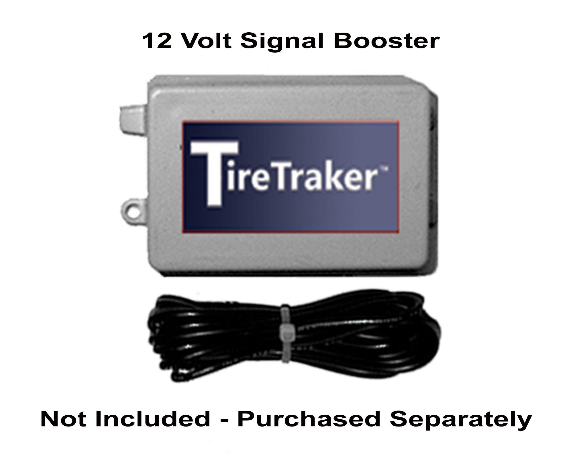 TireTraker TT-500 / 10 Wheel Tire Monitoring System with