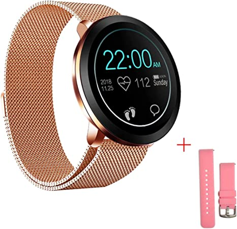 Amazon.com: Zuoli - Reloj inteligente con monitor de ...