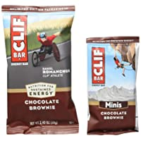 Clif Bar Clif Bar - Chocolate Brownie Twins Pack, 20 Count