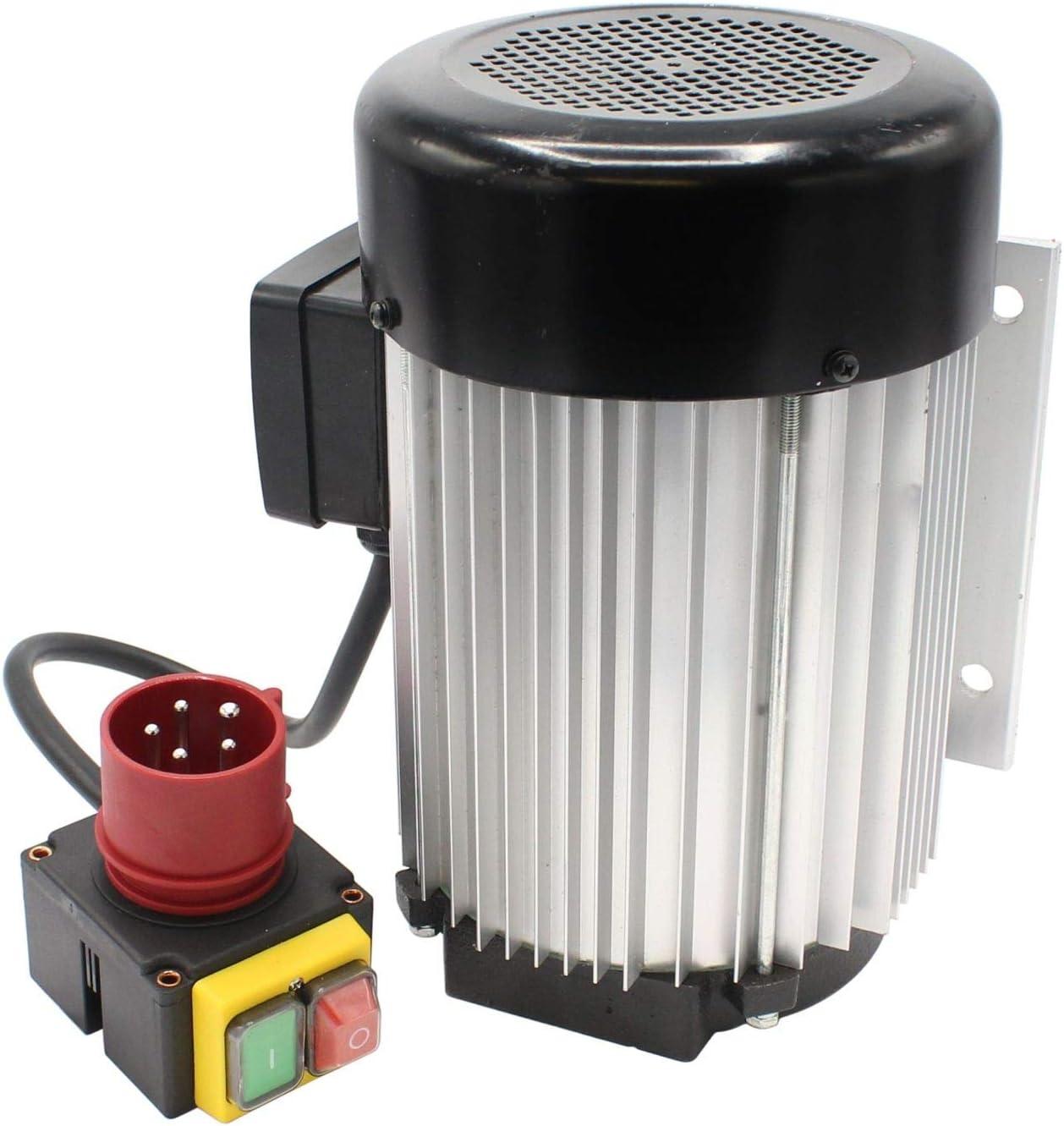 Elektromotor 400V Schalter passend Woodster LF 100 Holzspalter