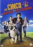 Los Cinco Y El Misterio De La Joya Perdida [DVD]