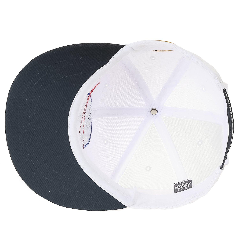 11c98db65e8 Description du produit. ililily NASA Meatball Logo Embroidery Baseball Cap  Apollo 1 Patch Trucker Hat