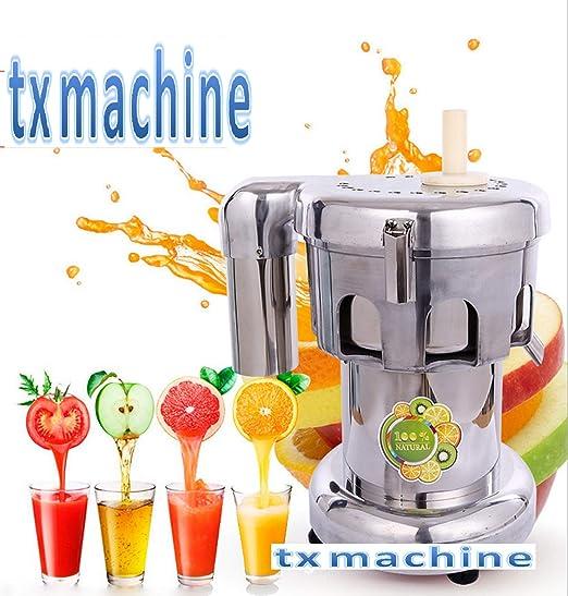 Juice Extractor 370W 176lbs//hr Juicer Extractor Machine Commercial
