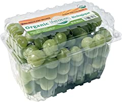 Organic Green Seedless Grapes, 32 oz