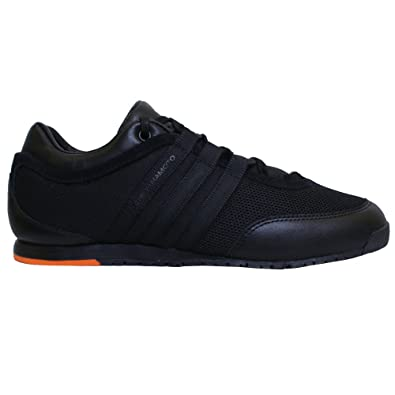 check out 8c372 5a45b adidas Y-3 Boxing Trainers Core Black Orange UK 10.5