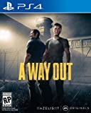 A Way Out - Play Station 4 - PlayStation 4 Standard Edition