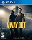 A Way Out - PlayStation 4 - Standard Edition